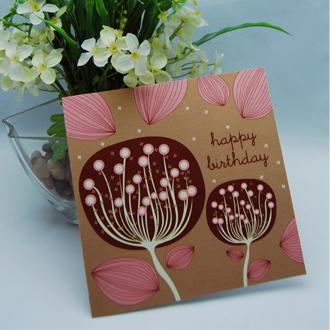 Card Birthday F102 - Alljoy Design - Professional greet